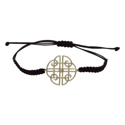 Kelt Sembolleri- Nazar Kalkanı (Shield Knot) Bileklik