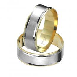 Evlilik Alyansı Altın