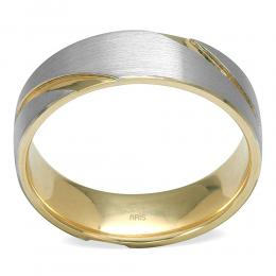 Tria Pırlanta Altın Alyans Set