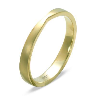 Pırlantalı Altın Alyans