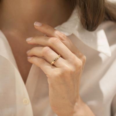 14 Ayar Altın Evlilik Alyans