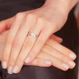 Pırlanta Evlilik Alyansı