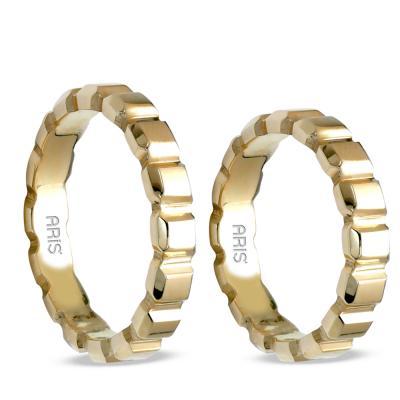 Altın Evlilik Alyans