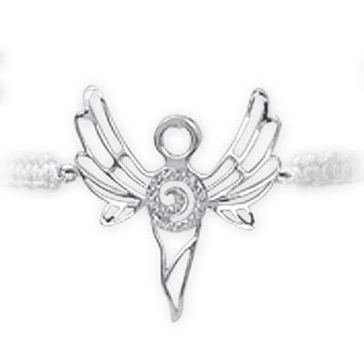 Huzur Meleği Azrail Gümüş Bileklik